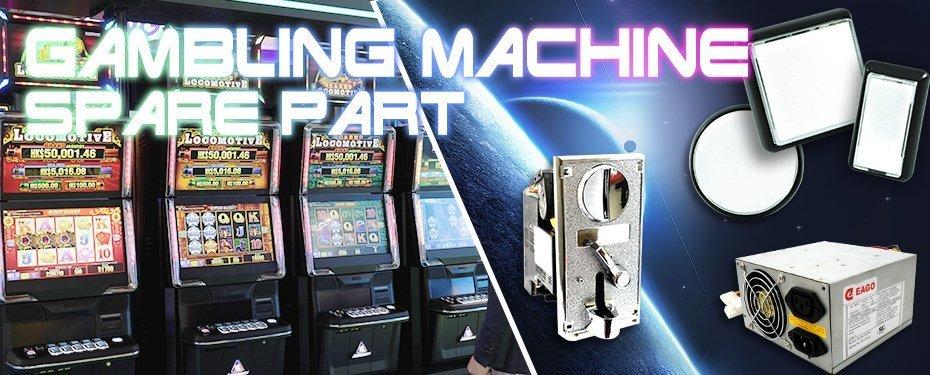 Arcade Spare Parts Banner
