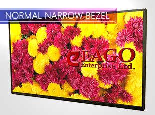 "24"" LCD Monitor for Vending Machine Display-1"
