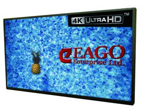 4K UHD LCD Monitor