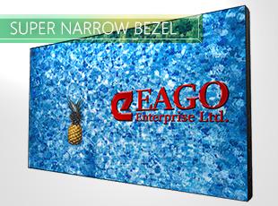 "55"" Super Narrow Bezel LCD Monitor for Video Wall Display-1"