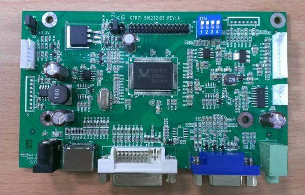 EAGO GTR71 AD Board-1