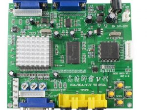 53211 CGA to VGA Board