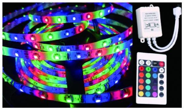 53250-9 LED Strip 5M RGB