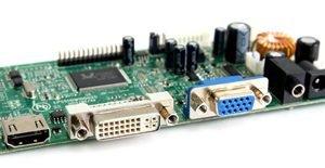 LCD Control Board (AD Board)